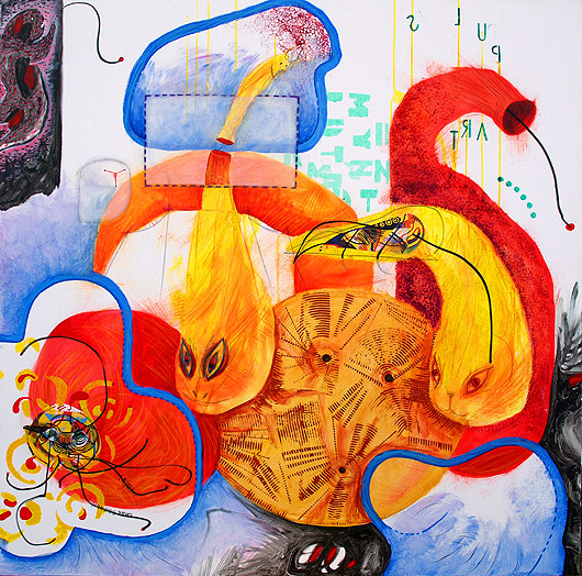 eric meyer, kuu, after puls'art, peinture, art