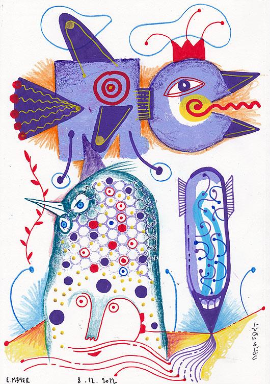 revue d'art expérimentale, kuu,graphisme, édition, meyer, sigg, art contemporain