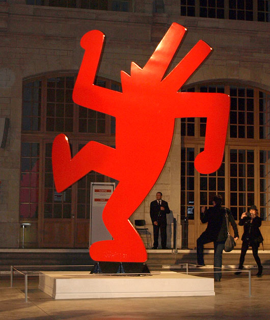 keith haring, street art, graffiti, 104