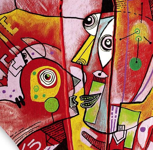 eric meyer,art postal,mailart,peinture,dessins,figuration,figuration libre,kuu, pierre stephane proust, le cheval en toutes lettres