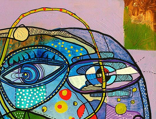 eric meyer, dessin, peinture, contemporain, figuration, libre, dessin contemporain, figuration libre, couleurs