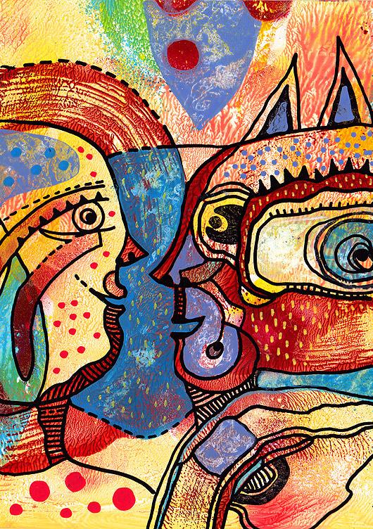 eric meyer,peintre,dessin,art,contemporain, figuration