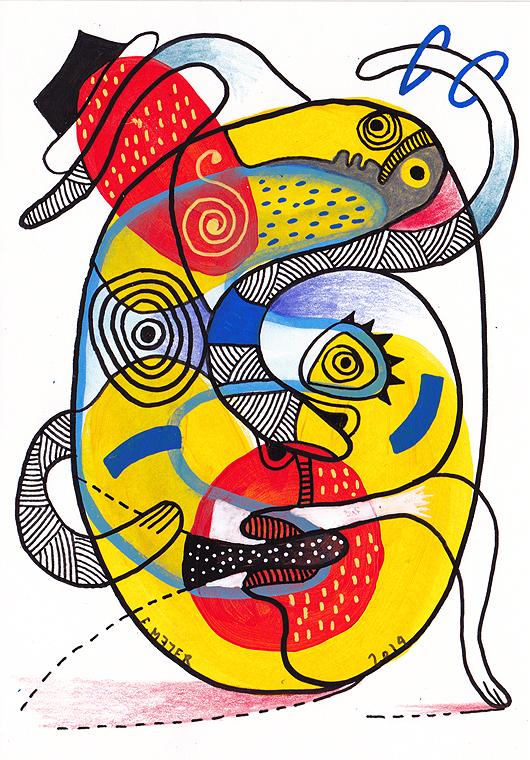 Le blog d 39 eric meyer livre d 39 artistes suite for Artiste dessin